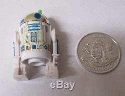 1984 1985 R2-D2 Pop Up Lightsaber STAR WARS Vintage Original POTF Last 17
