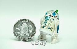 1984 Star Wars POTF R2-D2 Pop Up Lightsaber Vintage Action Figure, Last 17