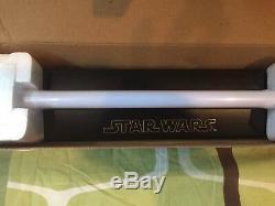 2007 Master Replicas Force FX Luke Skywalker Lightsaber