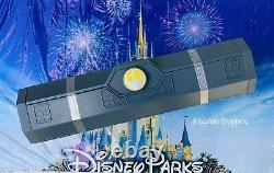 2021 Disney Star Wars Galaxys Edge Rey Skywalker Legacy Lightsaber Hilt Yellow