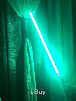 39'' STAR WARS JEDI LIGHTSABER LIGHT SABER SWORD Sound Effect 11 COLORS in 1