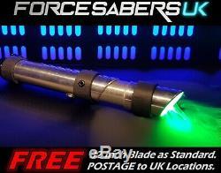 40 STAR WARS LIGHTSABER ULTIMATE MASTER FX LUKE LIGHT SABER DS Spartan Model