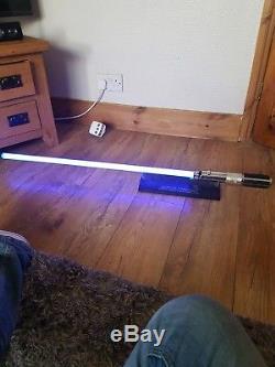 ANAKIN SKYWALKER LIGHTSABER Star Wars Master Replicas 2005 Edition Force Fx