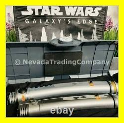 Ahsoka Tano Sealed Star Wars Galaxys Edge Legacy Lightsaber New Disney Exclusive