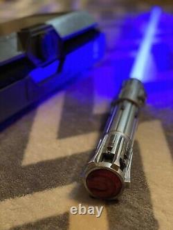 Ben Solo Disney Star Wars Galaxy's Edge Legacy Lightsaber Hilt & Blade