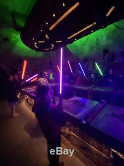 Custom Lightsaber Star Wars Galaxys Edge Savis Workshop