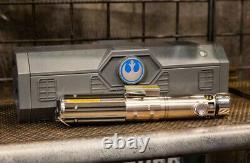 DISNEYSTAR WARS GALAXY'S EDGE REY LEGACY LIGHTSABER HILT ANAKIN SKYWALKER Jedi