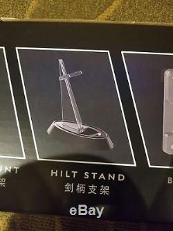 Disney Parks Kylo Ren Removable Blade Lightsaber Star Wars Disney World NEW NIB