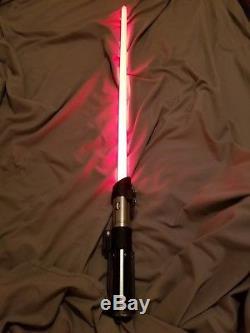 Disney Parks Star Wars DARTH VADER Lightsaber Detachable Blade Kylo Ren