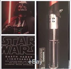 Disney Parks Star Wars Darth Vader Rouge One Lightsaber Removable Blade & Hilt