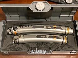 Disney Parks Star Wars Galaxy's Edge Legacy Lightsaber Hilt Ahsoka Tano No Blade