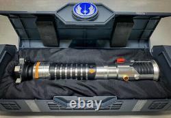 Disney Parks Star Wars Galaxy's Edge Legacy Lightsaber Hilt Obi-Wan Kenobi NEW