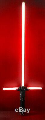 Disney Star Wars EXCLUSIVE Galaxy's Edge KYLO REN Legacy Lightsaber + 36 Blade