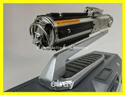 Disney Star Wars Galaxy's Edge Rey Legacy Lightsaber Hilt Anakin Luke Skywalker