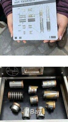 Disney Star Wars Galaxys Edge Savis Workshop Lightsaber Protection & Defense