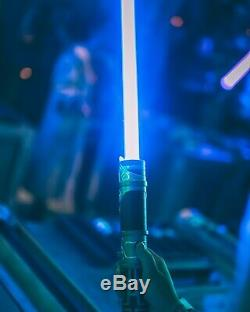 Disneyland Savi's Workshop Custom Lightsaber Star Wars Galaxys Edge withBatuu gc