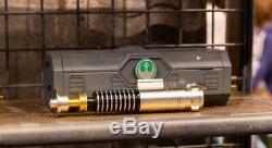 Disneyland Star Wars Galaxy's Edge Legacy Light Saber Dok-Ondar's LUKE SKYWALKER