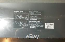 Disneyland Star Wars Galaxy's Edge Legacy Light Sabers Dok-Ondar's ASHOKA TANO