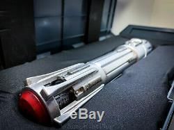Disneyland Star Wars Galaxys Edge BEN SOLO Legacy Lightsaber New & Sealed