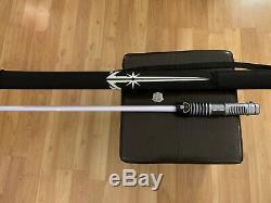 Disneyland Star Wars Galaxys Edge Savis Light Saber Power & Control SITH Set