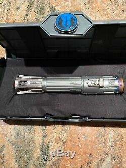 Disneyland Starwars Galaxy's Edge Legacy lightsaber hilt (Ben Solo)