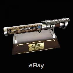 EFX Star Wars Master Orgus Din The Old Republic Lightsaber 11 Replica Hilt