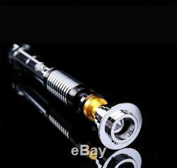 Force FX Dueling Lightsaber, Silver Hilt, Luke replica, The RETURN