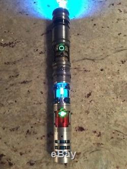 Gary Morris Custom lightsaber