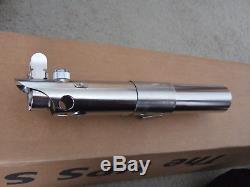 Graflex Shop Lightsaber 3 Cell Flash replica With High Shine TLJ TFA Luke Rey