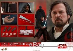 HOT TOYS MMS507 Star Wars The Last Jedi Luke Skywalker (Crait) 1/6 Figure