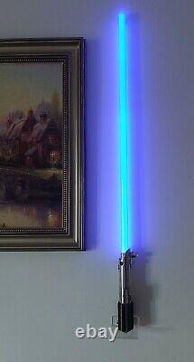 Hasbro Star Wars Black Series Luke Skywalker FX force Lightsaber-Blue