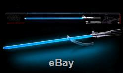 Hasbro Star Wars Black Series luke skywalker F/X force Lightsaber blue