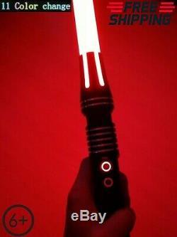 Hot 39'' STAR WARS JEDI LIGHTSABER LIGHT SABER SWORD Sound Effect 11 COLORS in 1