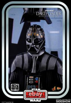 Hot Toys Darth Vader Star Wars 40th Anniversary V ESB 1/6 Scale Figure In Stock