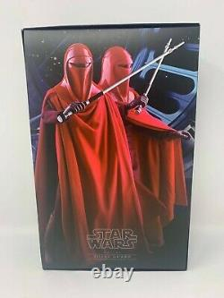Hot Toys Star Wars Return of the Jedi ROYAL GUARD 1/6th Scale Figure MMS469