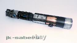 JK-SABERS Graflex Starkiller FX Lightsaber empty hilt closeouts