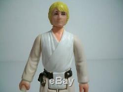 K1900535 Luke Skywalker Double Telescoping Light Saber Star Wars 100% Complete