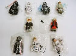 KUBRICK Series 4 Star Wars Darth Vader Light Saber Medicom Toy Limited Lot of 9