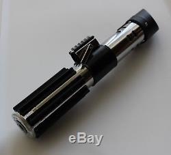 Korbanth MPP 2.0 Lightsaber Hilt assembled ANH configuration KR Saber blade plug