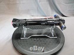 Kylo Ren Lightsaber TFA Custom Phoenix Prop Prizm Revenge Sith