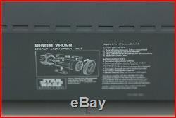 LIMITED Star Wars Galaxys Edge Darth Vader Legacy Lightsaber SEALED Disneyland