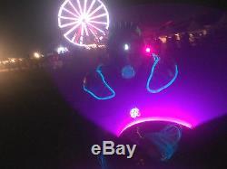 LOT of 96 pcs Color-Changing Motion-Activated LED Light Saber STAR WARS Sounds