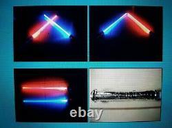 Led FX Lightsaber Light Saber Sword STAR WARS Multi colour