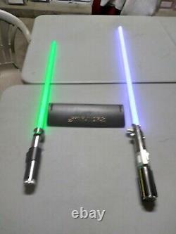 Lego Star Wars Lightsaber Replica Master YODA OBI-WAN