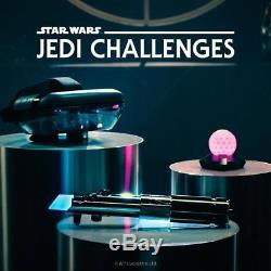 Lenovo Star Wars Jedi Challenges AR Headset with Lightsaber Controller & Beacon