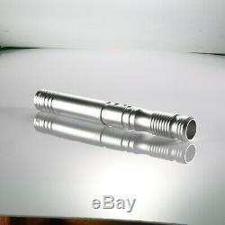 Lightsaber RGB Force FX Heavy Dueling Color Changing Metal Handle Light Saber