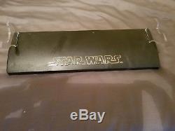 Luke Skywalker 2004 ESB Force FX Lightsaber Master Replicas
