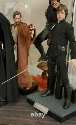 Luke Skywalker Star Wars Return of the Jedi Hot Toys MMS429 COMPLETE 1/6