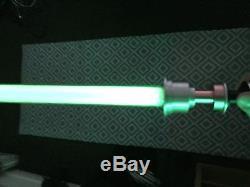 Luke skywalker lightsaber replica ROTJ Removable Blade FX Not Master Replica