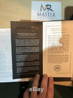 Master Replica Lightsaber Luke Skywalker ANH LE